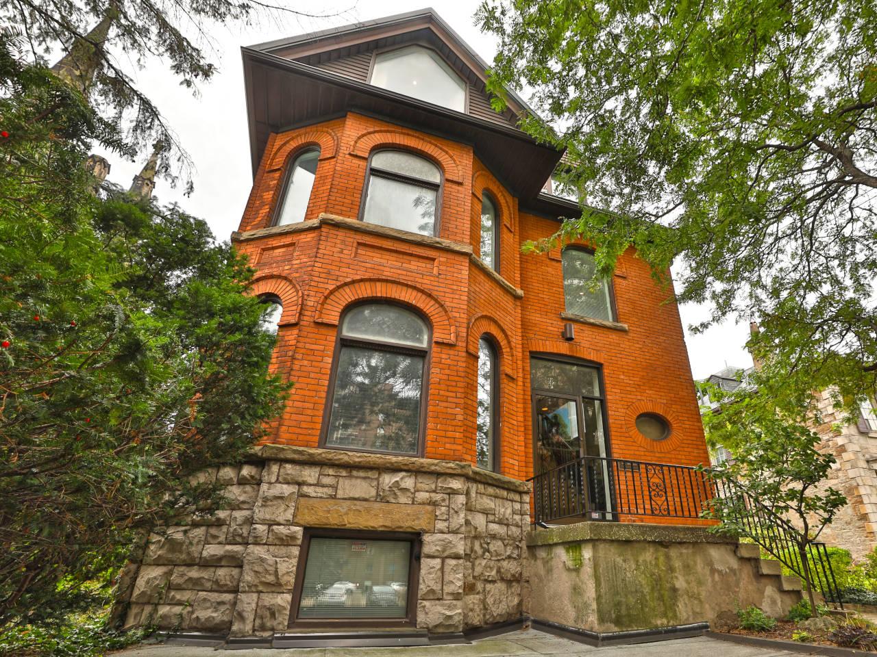 Commercial residential 1890s design circa