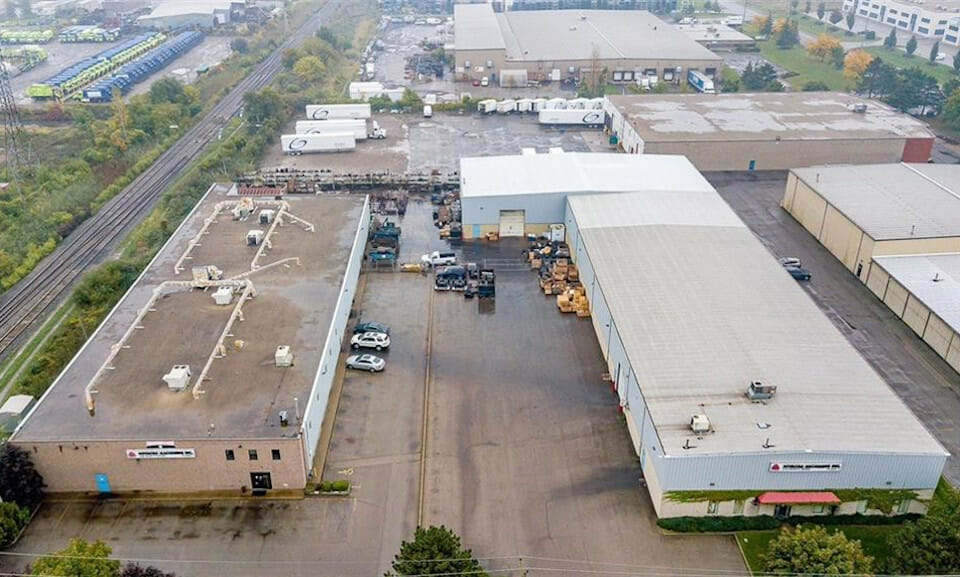 industrial property - manufacturing